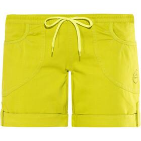 La Sportiva Hueco Pantalones cortos Mujer, citronelle